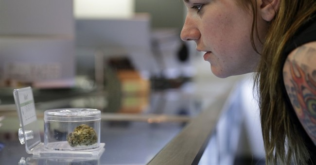 Legal marijuana may be added to Las Vegas' list of vices
