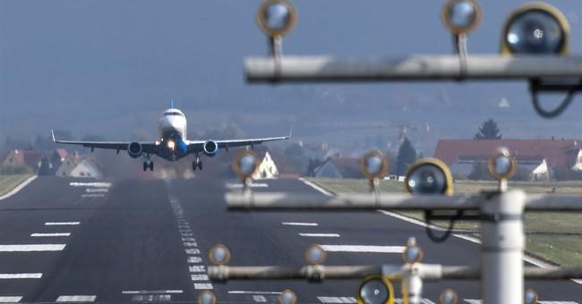 Shortest haul: European airline offers 8-minute intl flight