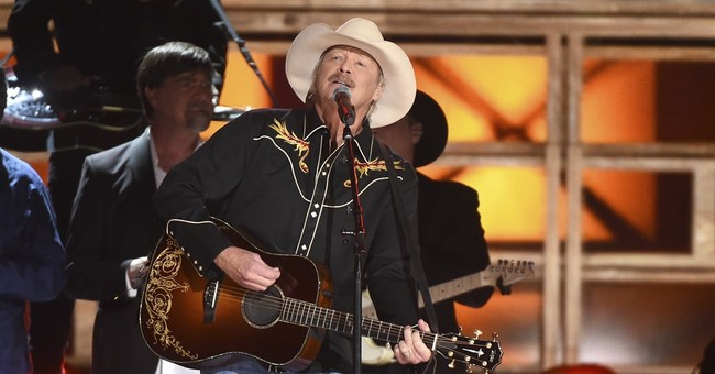 Garth Brooks wins top award, Beyonce performs at CMA Awards
