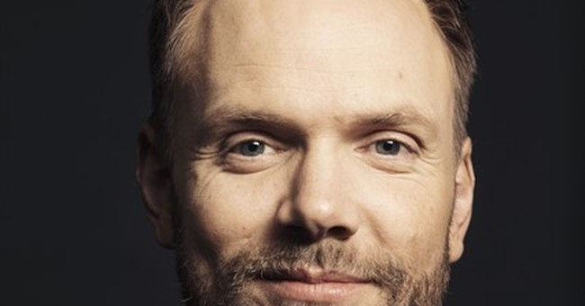 Joel McHale aims to improve you with his new book and sitcom