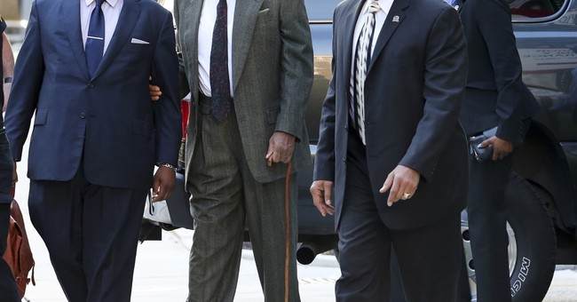 The Latest: Prosecutor: Learned of Cosby testimony last year