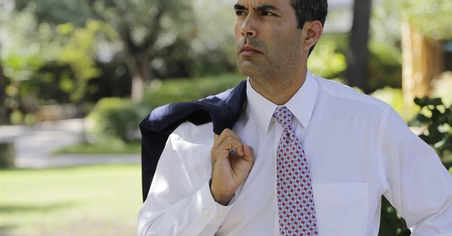 George P. Bush says family 'potentially' has Clinton voters