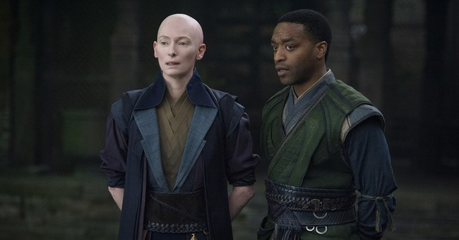 How good intentions sparked a 'Doctor Strange' controversy
