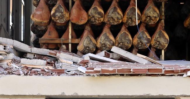 Italy quake hits regional economy built on small producers