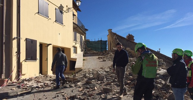 More than 22,000 in shelters after Italy quakes