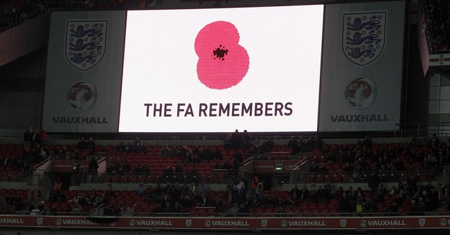 England, Scotland to defy FIFA over poppies, face sanctions