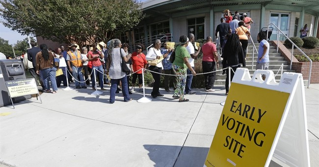 Judge: NC counties must restore voters removed from rolls