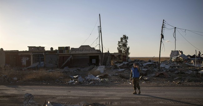 Iraqi forces consolidate their gains in eastern Mosul