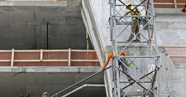 US productivity up at 3.1 percent rate in third quarter