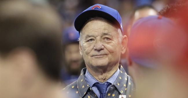 Bill Murray relishes Cubs title, demands schools closed
