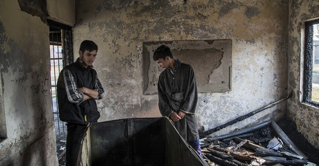 Schools shut in conflict-torn Kashmir after deadly shelling