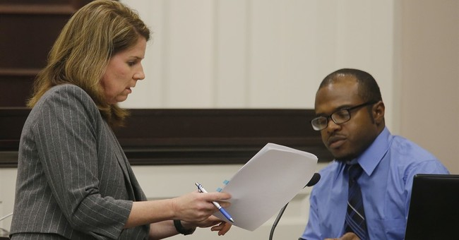 The Latest: Officer testifies about scene of police shooting