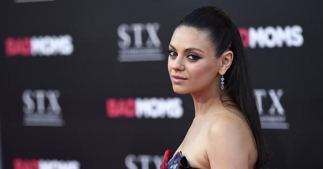 Mila Kunis pens essay promising intolerance for gender bias