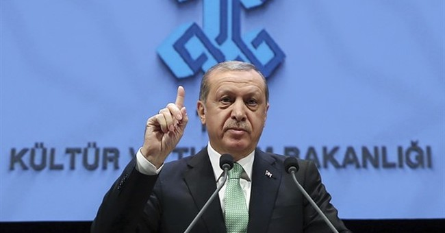 Turkish leader slams Germany for wavering on extraditions