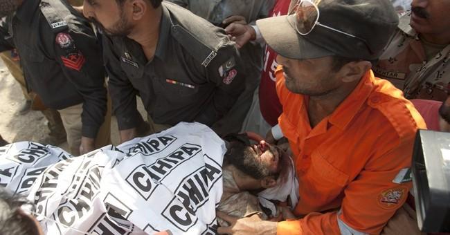 Pakistani officials: Trains crash kills 19 in Karachi