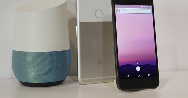 Google speaker is secretary, radio ... and work in progress