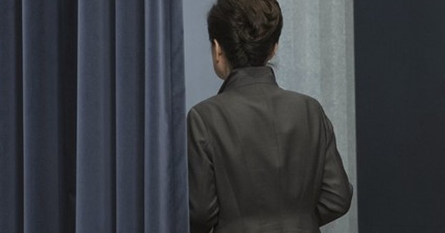 ANALYSIS: Skillful political theater buys S. Korea prez time
