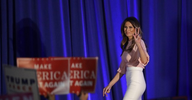 Melania Trump's new priority: Reining in cyberbullies?