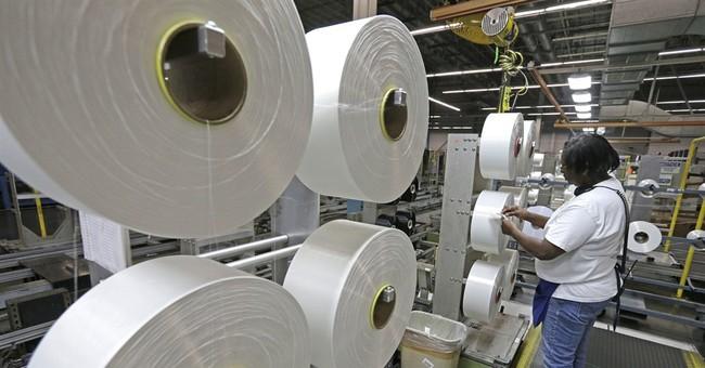 US factory orders up slight 0.3 percent in September