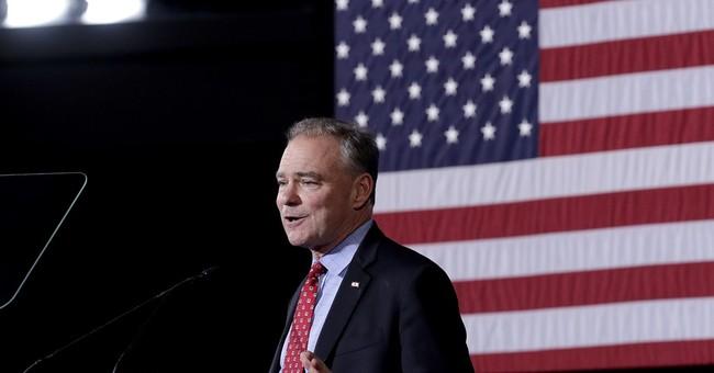 VP candidate Kaine delivers speech in Spanish in Phoenix