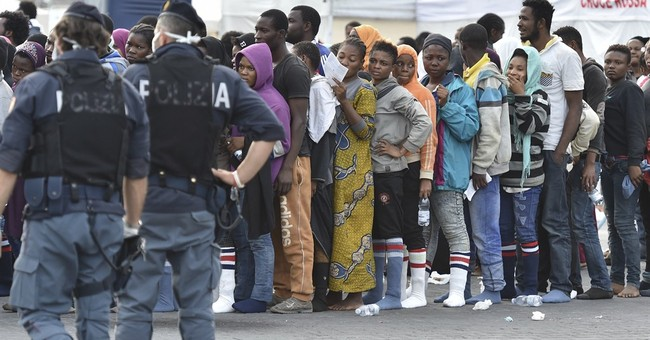 Report: Italian police abuse migrants amid new EU rules
