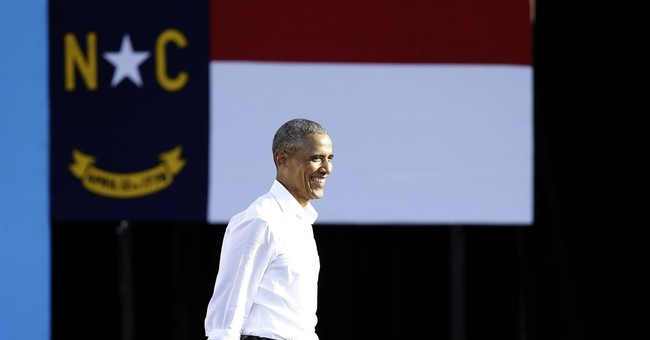 Obama headlining get-out-the-vote rallies in Florida