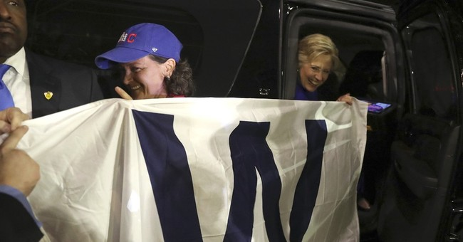 Chicago area native Clinton buoyed by Cubs Series victory