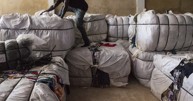 Senegal entrepreneurs transforming Africa's secondhand trade