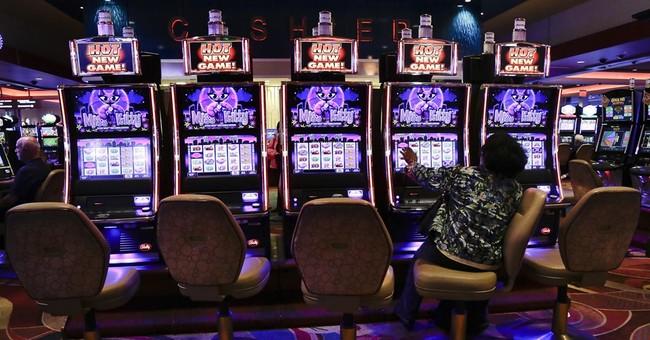 Casino: Woman shown $43M jackpot actually owed $2.25
