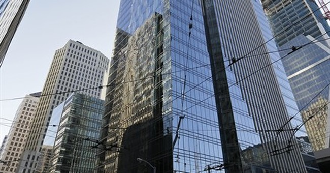 San Francisco sues developers over sinking tower