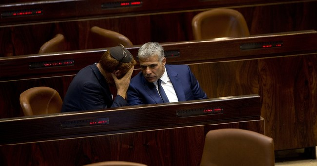 In Israel, a revived Lapid emerges as threat to Netanyahu