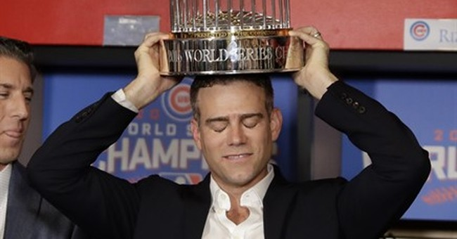 Drought-buster: Theo Epstein leads Cubs, Red Sox to titles