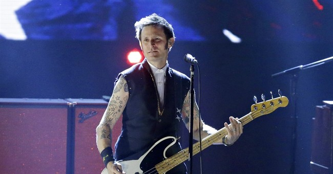 Green Day's Mike Dirnt ready to leave last few years behind