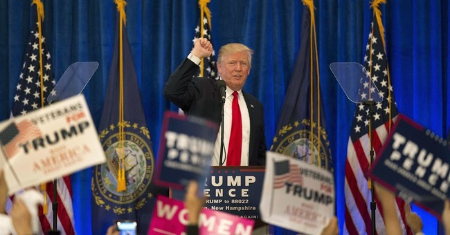 Trump, Clinton in all-out battle for New Hampshire