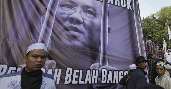 Indonesia president: Political meddling behind Jakarta clash