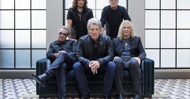 Tumultuous period for the band inspires new Bon Jovi album