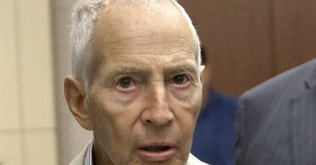 Real estate heir Durst in California to face murder charge