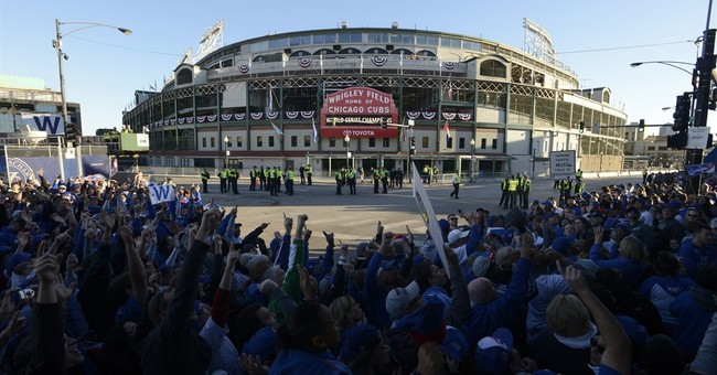 Millions celebrate winning Chicago Cubs with parade, rally