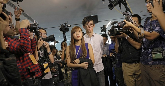 Beijing to intervene in Hong Kong lawmaker oath dispute