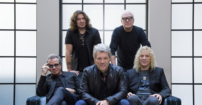 Tumultuous period for the band inspires new Bon Jovi album