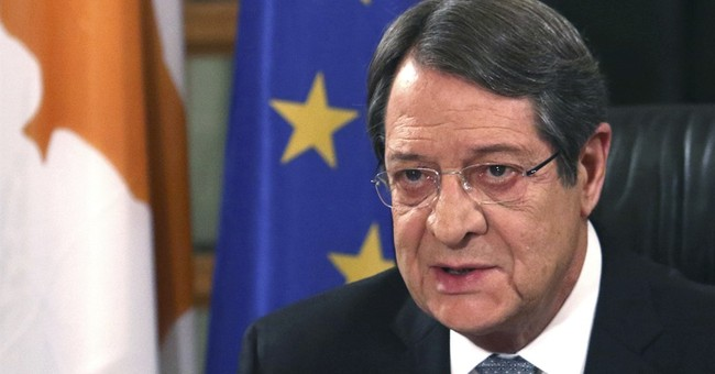 AP Explains: Rival Cyprus leaders focus on territory issues