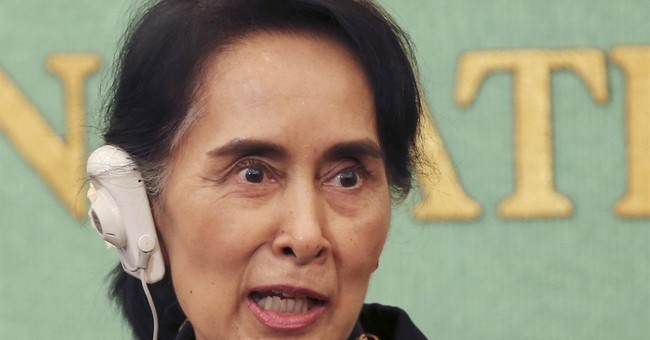 Myanmar allows diplomats, aid workers into violence-hit area