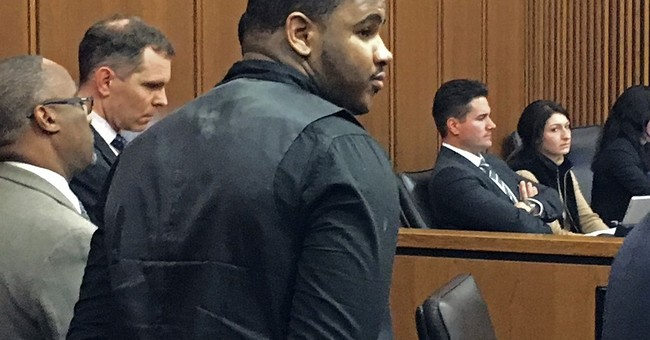 Jury convicts man accused of killing 3 people at barbershop