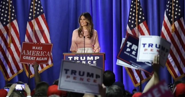 Melania Trump modeled in US prior to getting work visa