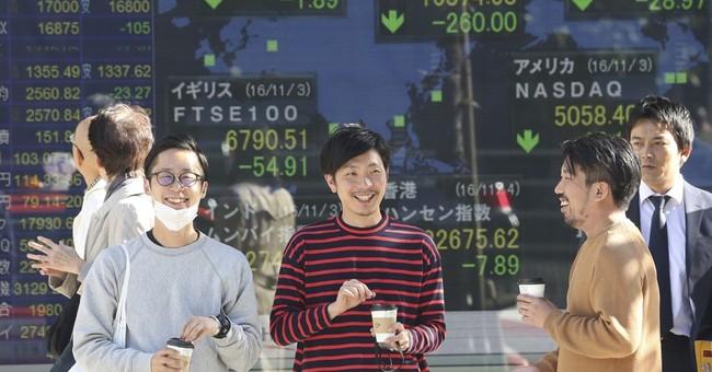 US election fears stalking global markets