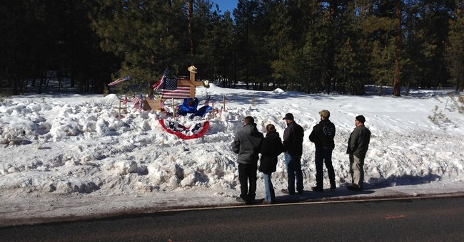 Key events in the occupation of the Oregon wildlife refuge