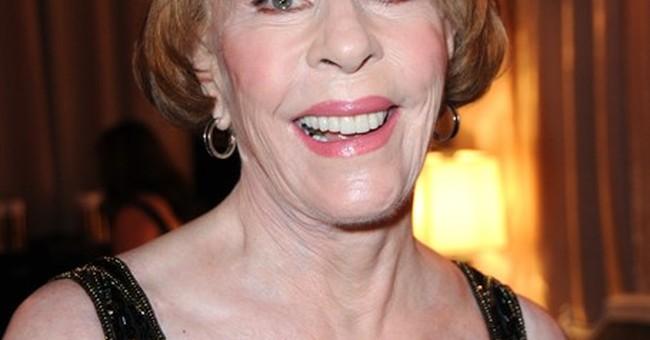 Carol Burnett accepts Life Achievement honors at SAG Awards