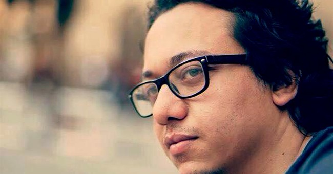 Egypt arrests cartoonist for illegally running a webpage