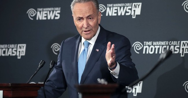 Senate majority or not, Dems turn to hard-charging Schumer