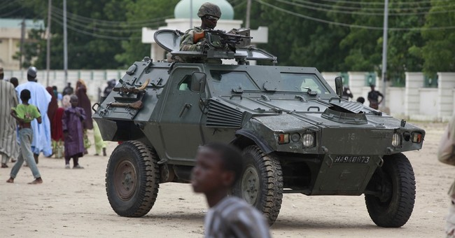 Nigerian troops find kidnapped Chibok schoolgirl with baby